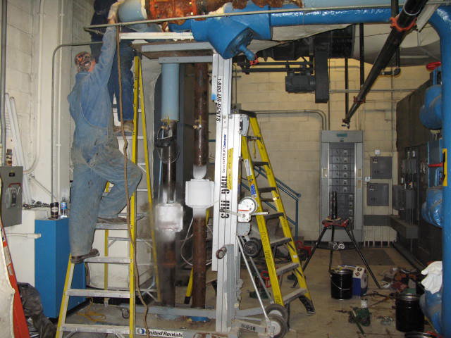 Contracting Project - Pipe Freezing Systems, Inc.
